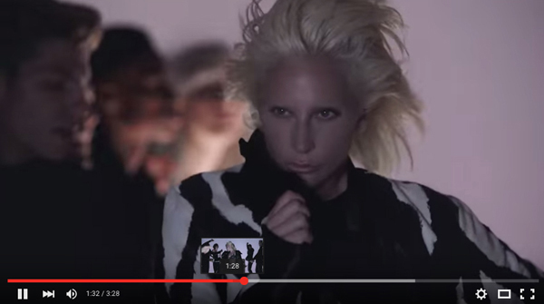 Tom Ford. Gaga. Nick Night. RTW Spring - 2016