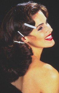 Sparkle With Jewelry In Your Hair – 1993