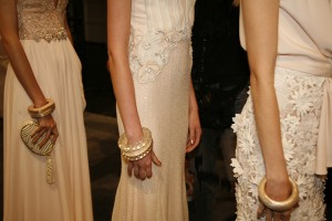 Beautiful Bracelets, Gorgeous Gowns, Badgley Mischka NYFW – 2016