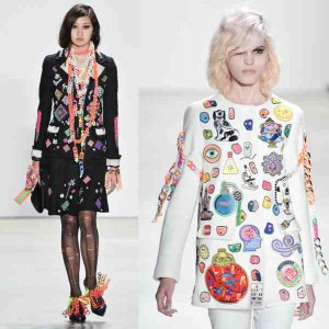 Fun, Funky Fashions @ Libertine Show for Spring - 2016