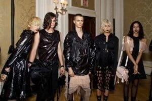 Punk Rocker Goth Fashions @ Nicopanda - 2016