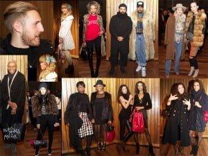 Fab Fashionistas @NYFW For Fall – 2016