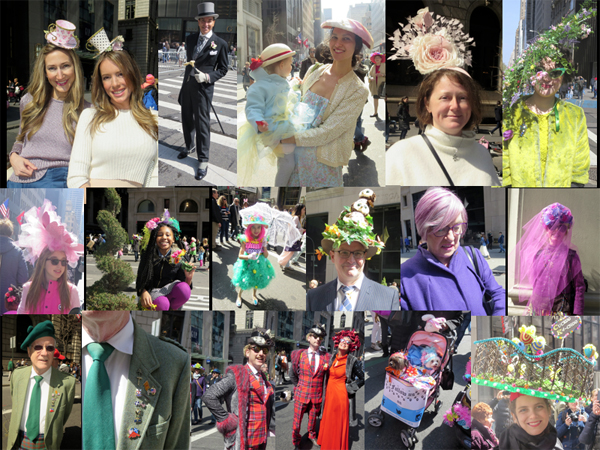 Easter Fab Funs on Fifth Avenue NYC – 2016