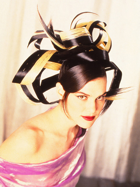 Hair Inspired by My Fair Lady Hat – 2016
