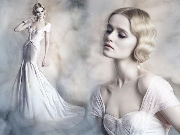 Bridal Waving Beauty - 2012
