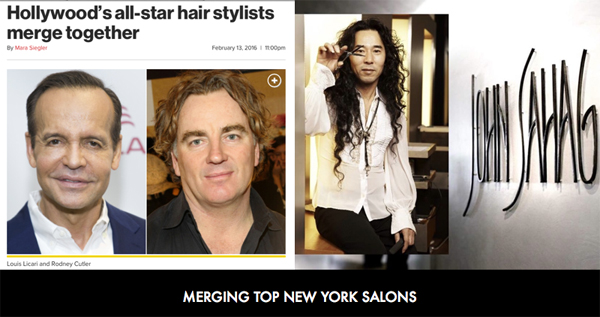 Top NYC Beauty Salons Merge - 2016