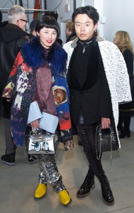 Supercool Fab Fashionistas @ NYFW Fall - 2016