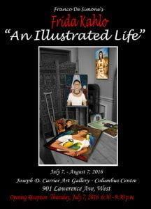 "Frida Kahlo ""An Illustrated Life"" - 2016"
