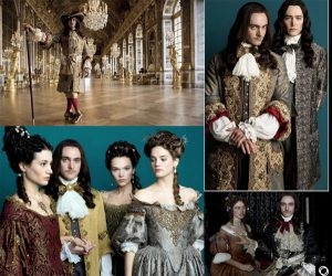 Versailles TV Romp with Sex & Hair – 2016