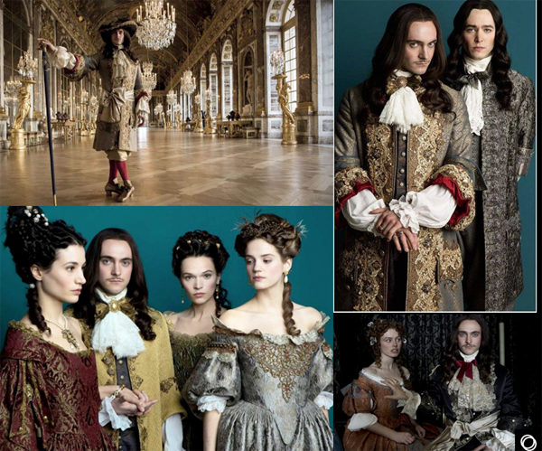 Versailles TV Romp with Sex & Hair – 2016