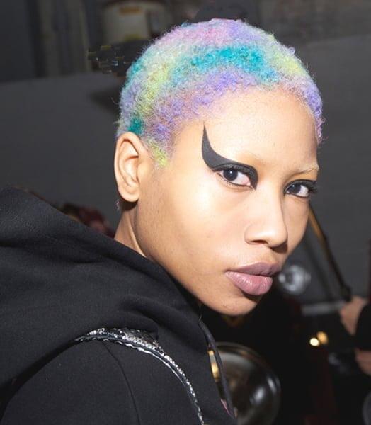 Hair Art For The Night, NYFW Fall – 2016