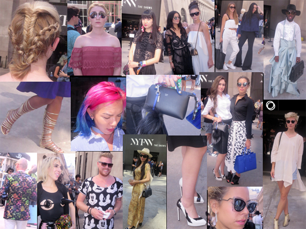 Fab Fashionistas @ NYFW Spring – 2017