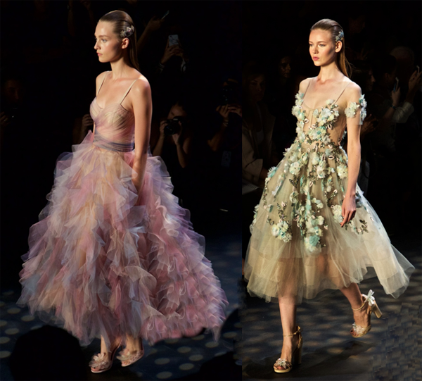 Dream Dresses by Marchesa NYFW – 2017