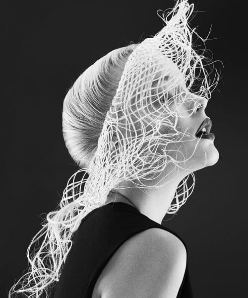 New Album - Sharon Blain's Hair Art – 2015