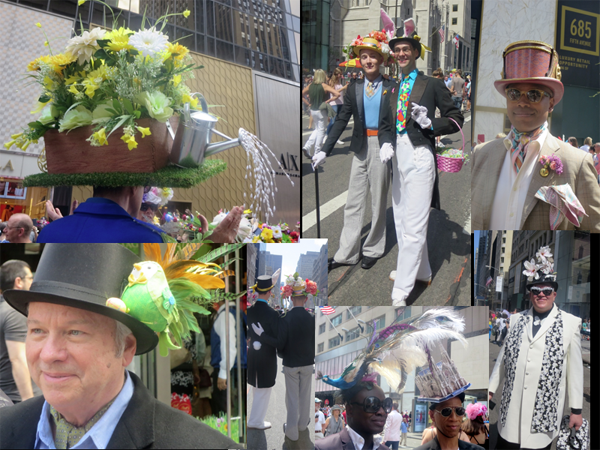 Easter Fun Fabs on Fifth Avenue – 2017