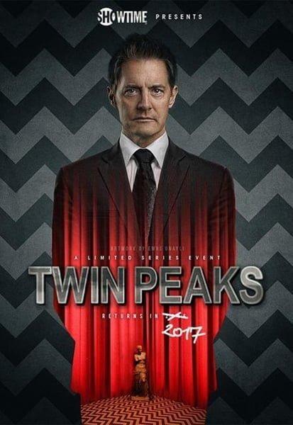 Twin Peaks David Lynch TV Series Returns – 2017
