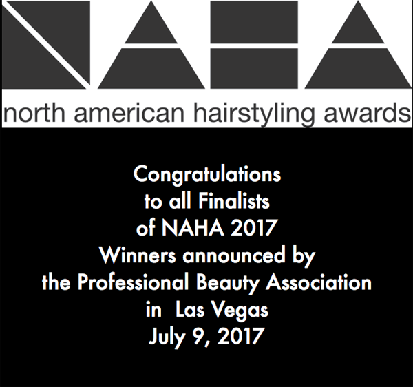 Congratulations to NAHA Finalists - 2017