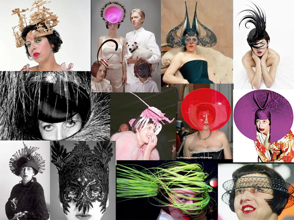 Isabella Blow and Eccentric Hats – 2000s