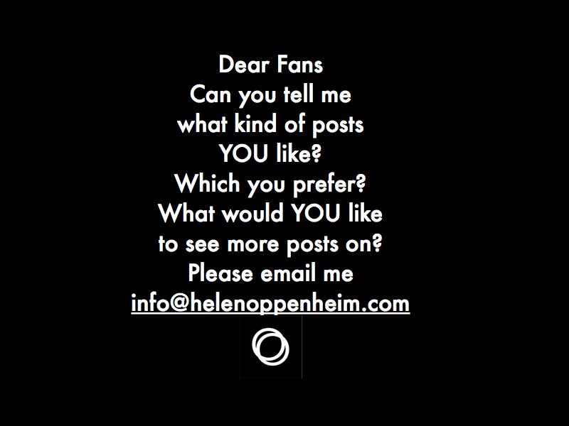 Dear Fans. What Do You Like? - 2017