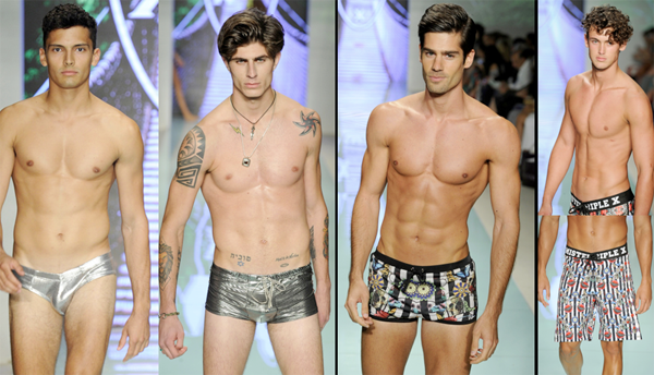 Miami Swim Week Hunky Men – 2017