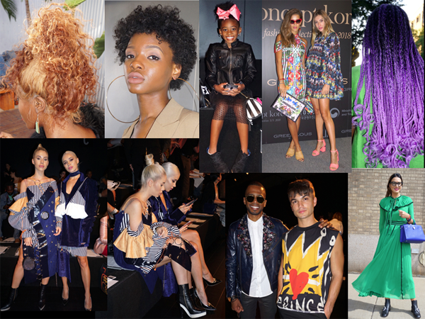 Fab Fashionistas Seen on Scene NYFW – 2018