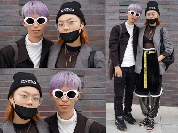 Cool Couple @ Concept Korea NYFW – 2018