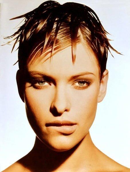 Sahag Short Hair Sparkling Texture - 1995