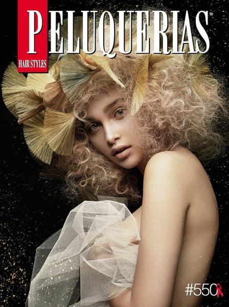 Latest Peluquerias Magazine Cover- 2017