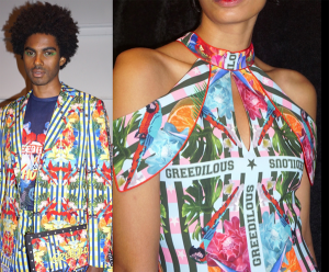 Tropical Rainforest Inspired Fashions NYFW - 2018