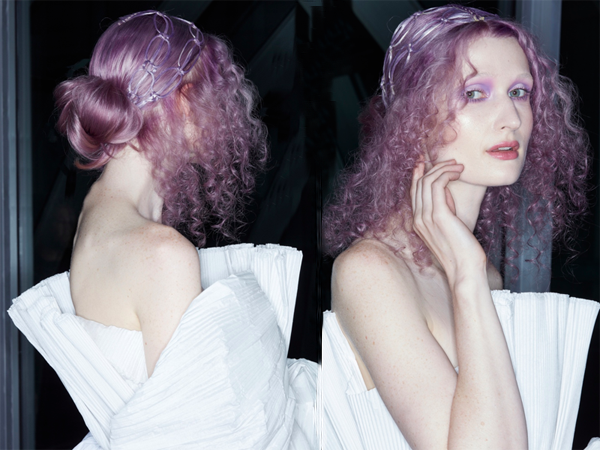 Sharon Blain Romantic Lilac Botticelli Hair - 2017