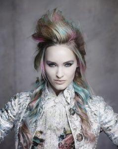 Pastel Rocker Hair - 2017