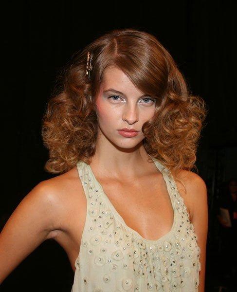 A Cascade Of Curls - 2011
