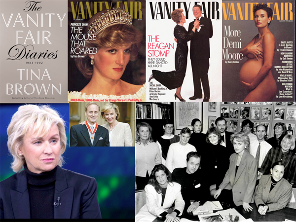 Must-Read Tina Brown's Vanity Fair Diaries – 2018