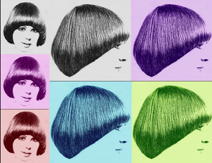Trend Alert. Hair Orbits Again- 1969