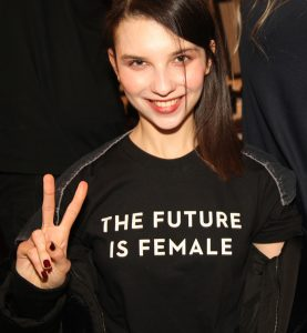 The Future Is Female T @ NYFW - 2018