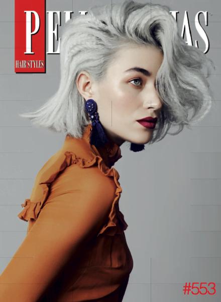 Peluquerias Magazine Cover #553 – 2018