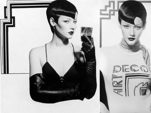 Art Deco Hair Inspiration – 1974
