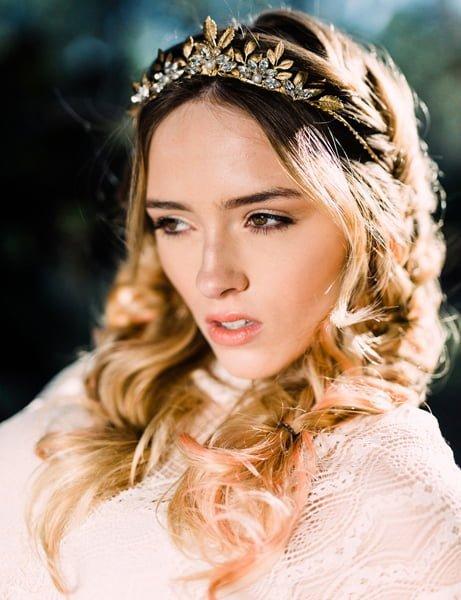 Bohemian Bride, Wild Free Hair - 2018