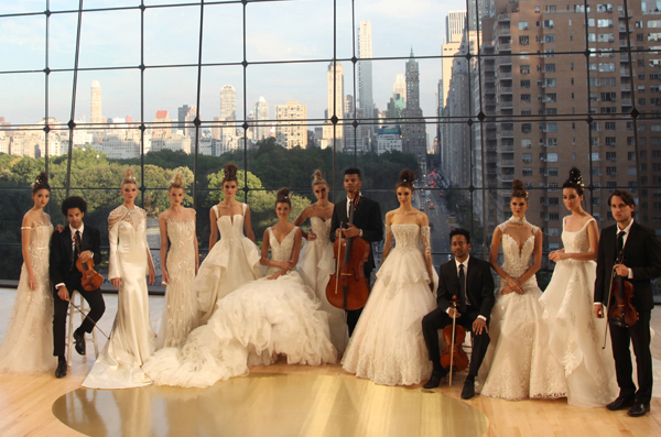 New York City Inspired Bridal Fashions– 2018