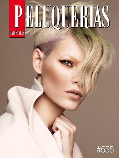 Cover #555 Peluquerias Magazine – 2018