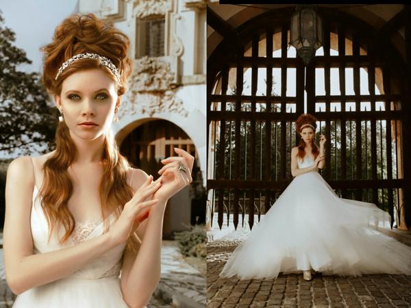 Vivienne Mackinder's Fairytale Bride – 2018