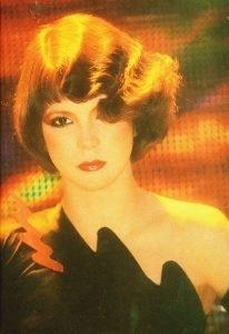 Rare Vidal Sassoon Mystery Photo– 1979