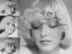 Femme Fatale Hair With Front Flicks – 1971