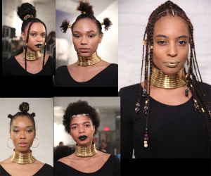 Black Panther Wow @ NYFW - 2018