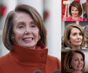 Nancy Pelosi and Her Hair – 2019