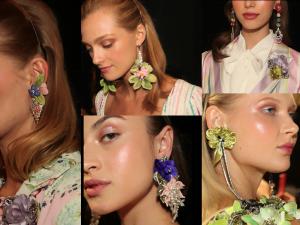 Gorgeous Earrings @ Badgley Mischka - 2019