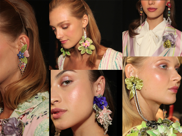 Gorgeous Earrings @ Badgley Mischka - 2019