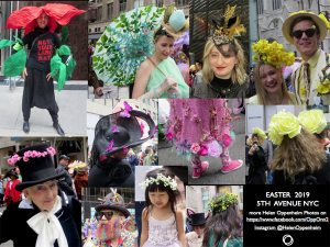 Easter Fabs 5th Avenue NYC - 2019