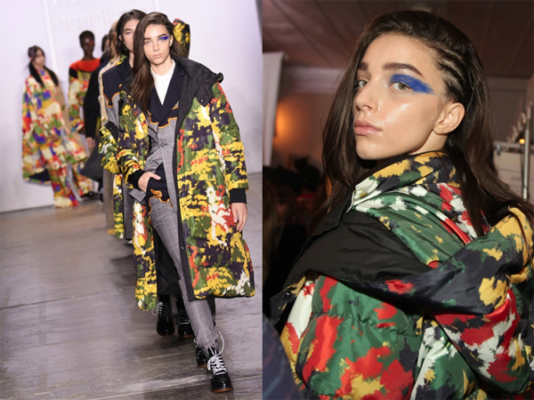 Colorifics On One Eye & Coats @ NYFW - 2019