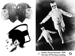 Fashion Group Moon Photos - 1969